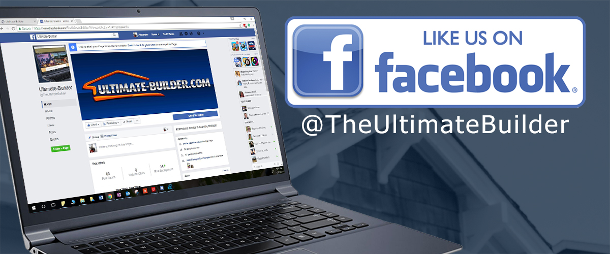 stay up to date with ultimate builder